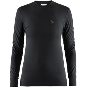 Craft Warm Comfort LS Shirt Women black
